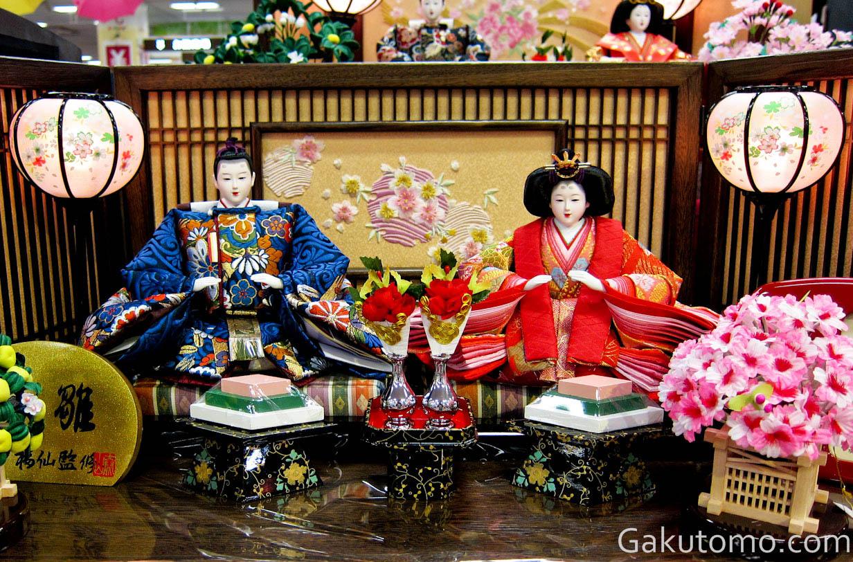 girl day pic7 Lễ hội búp bê Hina Matsuri