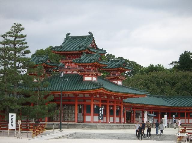 HeianShrine Lễ hội Jidai (Jidai matsuri) Nhật Bản