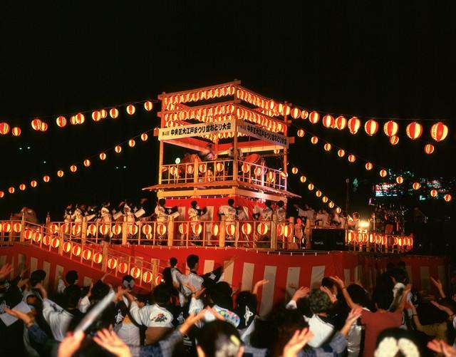 obon 1 Lễ Obon   Ngày báo hiếu với tổ tiên