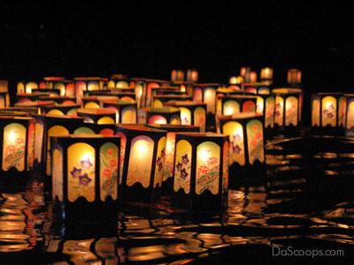 obon lan Lễ Obon   Ngày báo hiếu với tổ tiên