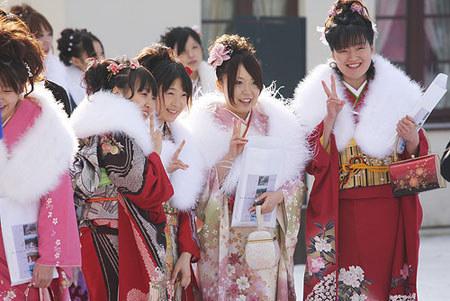 Lễ Thành Nhân ở Nhật