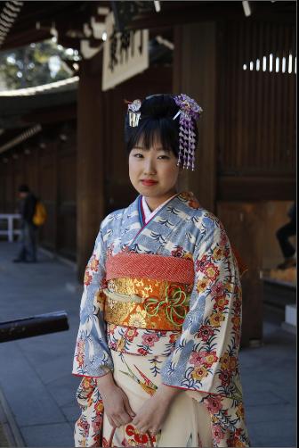 kimono duhochoasen10 Lịch sử Kimono qua các thời kỳ.