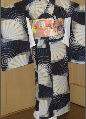 kimono duhochoasen12 Lịch sử Kimono qua các thời kỳ.