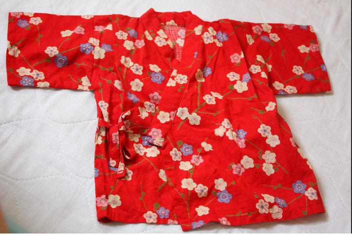 kimono duhochoasen13 Lịch sử Kimono qua các thời kỳ.
