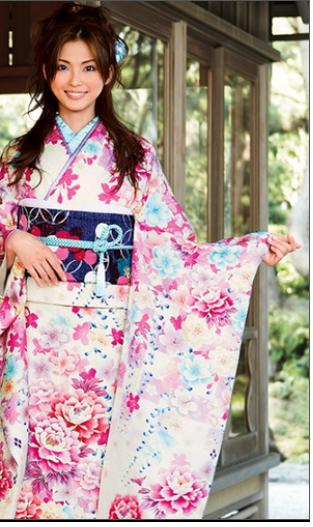 kimono duhochoasen Lịch sử Kimono qua các thời kỳ.