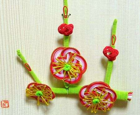 Mizuhiki 7 Mizuhiki   vật phổ biến trên những món quà Nhật