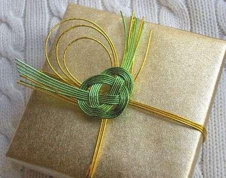 Mizuhiki nhat ban Mizuhiki   vật phổ biến trên những món quà Nhật