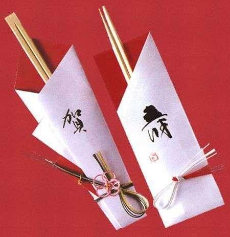 kep giay Mizuhiki 1 Mizuhiki   vật phổ biến trên những món quà Nhật