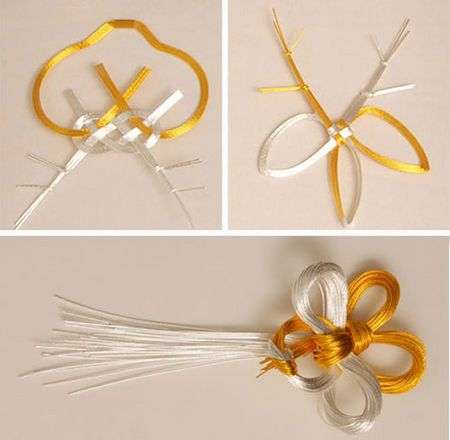 Mizuhiki 1 Mizuhiki   vật phổ biến trên những món quà Nhật