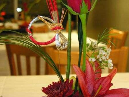 mizuhiki 4 Mizuhiki   vật phổ biến trên những món quà Nhật
