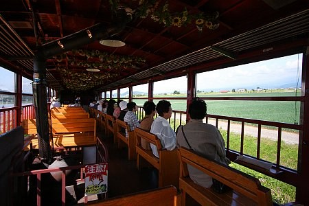duhochoasen316 Ngắm hoa Lavender bằng 'bus máy kéo' ở Hokkaido
