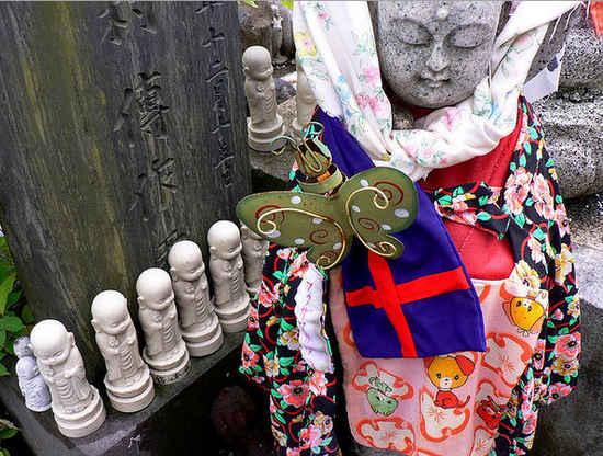Jizo Ngọn núi Osorezan   Ngọn núi của nỗi sợ hãi