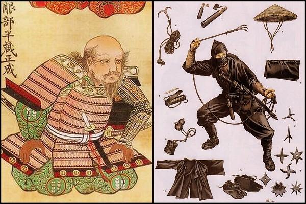 Những Ninja nổi tiếng nhất trong lịch sử