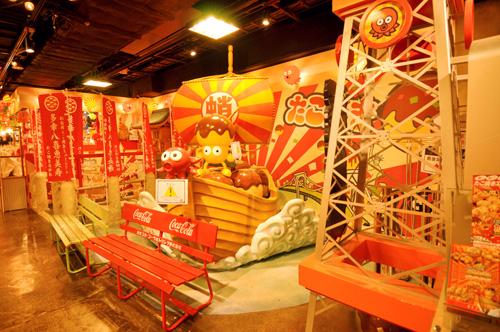 baotang Tokoyaki osaka Những bảo tàng có một không hai ở Nhật Bản