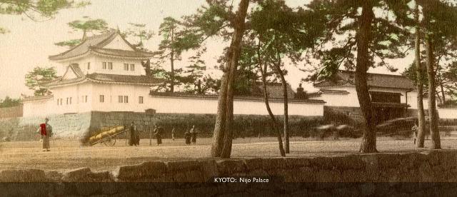Kyoto NijoPalace [Tổng Hợp]   Những bức ảnh về nước Nhật xưa