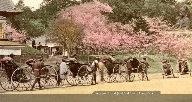 Tokyo SeiyokenHotel [Tổng Hợp]   Những bức ảnh về nước Nhật xưa