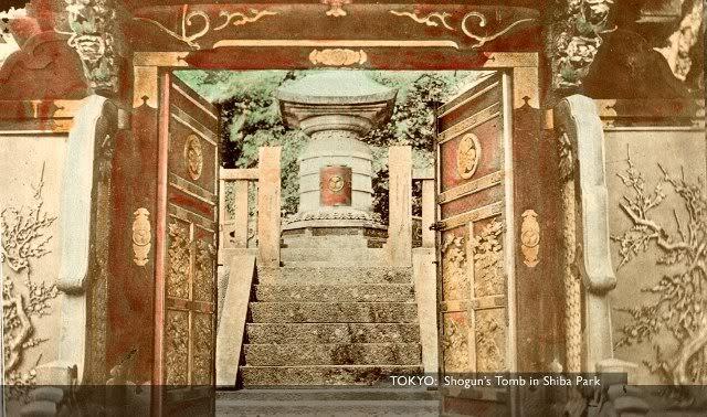 Tokyo Shogun [Tổng Hợp]   Những bức ảnh về nước Nhật xưa