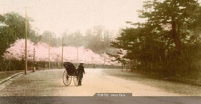 TokyoUenoPark [Tổng Hợp]   Những bức ảnh về nước Nhật xưa