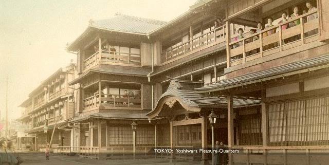 TokyoYoshiwara [Tổng Hợp]   Những bức ảnh về nước Nhật xưa