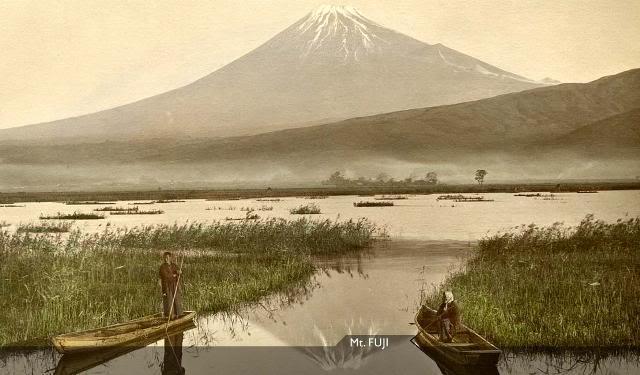 FHM MtFuji [Tổng Hợp]   Những bức ảnh về nước Nhật xưa