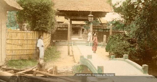 KamakuraTemple [Tổng Hợp]   Những bức ảnh về nước Nhật xưa