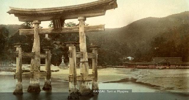 Kansai Miyajima [Tổng Hợp]   Những bức ảnh về nước Nhật xưa