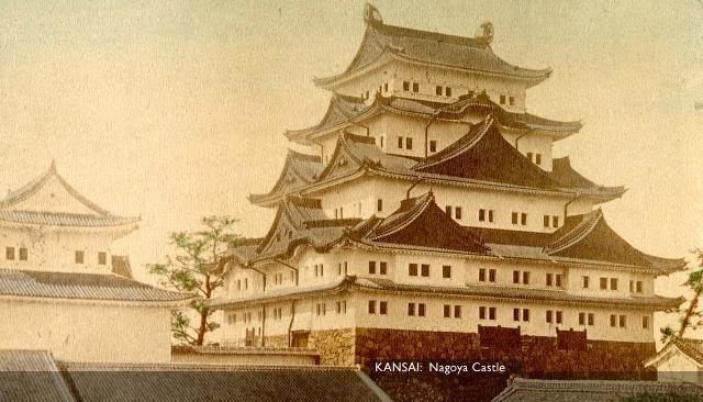 Kansai NagoyaCastle [Tổng Hợp]   Những bức ảnh về nước Nhật xưa