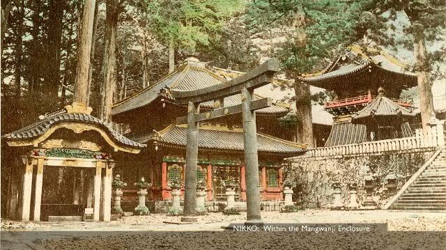 Nikko Mangwanji [Tổng Hợp]   Những bức ảnh về nước Nhật xưa
