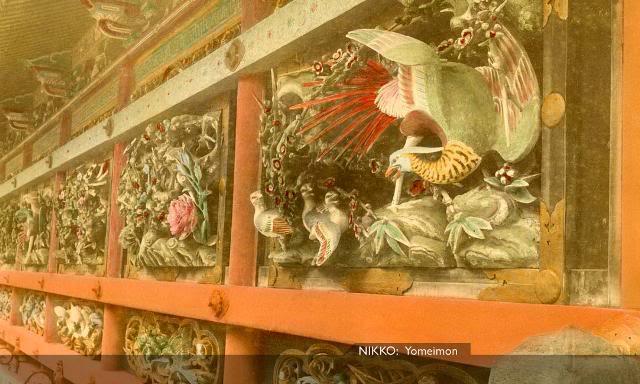 Nikko Yomeimon [Tổng Hợp]   Những bức ảnh về nước Nhật xưa
