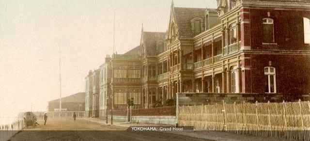Yokohama Grand [Tổng Hợp]   Những bức ảnh về nước Nhật xưa