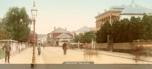 Yokohama MainSt [Tổng Hợp]   Những bức ảnh về nước Nhật xưa