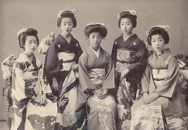 GeishaandMaiko [Tổng Hợp]   Những bức ảnh về nước Nhật xưa