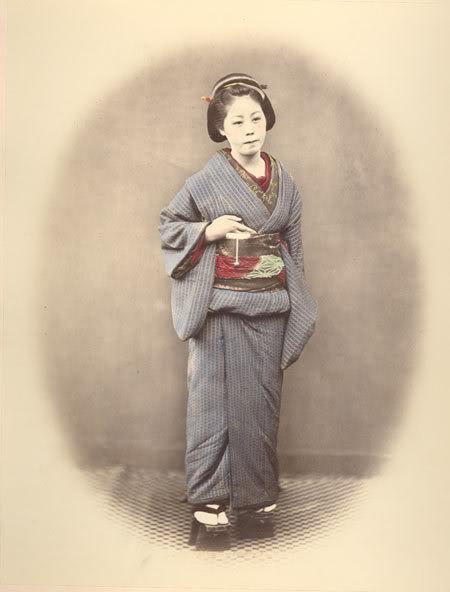 Geisha JAPAN DUHOCHOASEN [Tổng Hợp]   Những bức ảnh về nước Nhật xưa