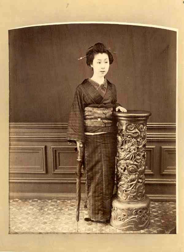 Geisha [Tổng Hợp]   Những bức ảnh về nước Nhật xưa