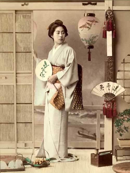 TokyoGeisha [Tổng Hợp]   Những bức ảnh về nước Nhật xưa