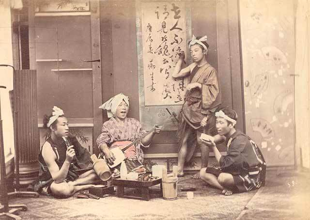 FamilyEntertainment1 [Tổng Hợp]   Những bức ảnh về nước Nhật xưa