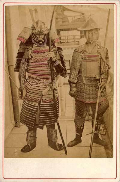 samuraiinarmour 1 [Tổng Hợp]   Những bức ảnh về nước Nhật xưa
