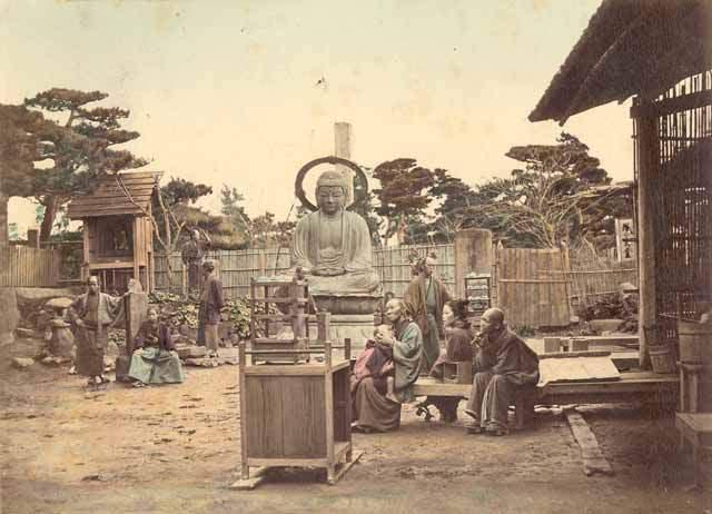 DaibutsuinTokyo [Tổng Hợp]   Những bức ảnh về nước Nhật xưa
