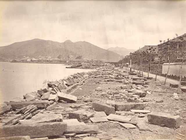 NagasakiTyphoon1874 [Tổng Hợp]   Những bức ảnh về nước Nhật xưa