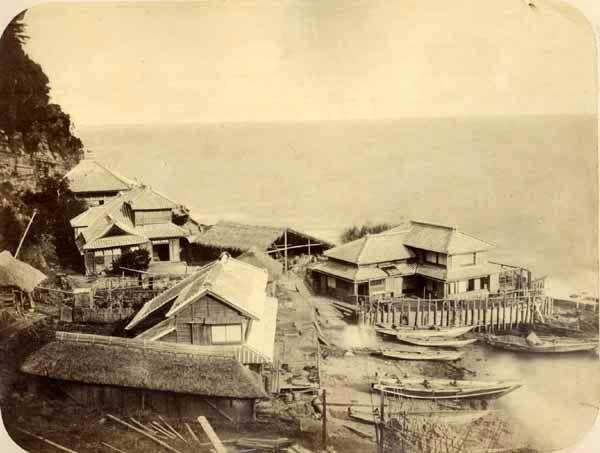 VillageofKannonzakiKyushu 1 [Tổng Hợp]   Những bức ảnh về nước Nhật xưa
