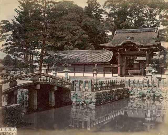 Rokuson oShrineKyoto [Tổng Hợp]   Những bức ảnh về nước Nhật xưa