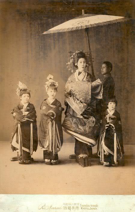 PortraitofOiran NaruiRaisukeStudio [Tổng Hợp]   Những bức ảnh về nước Nhật xưa