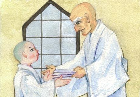 chuyen dan gian ve nhat ban Những câu chuyện dân gian về nước Nhật