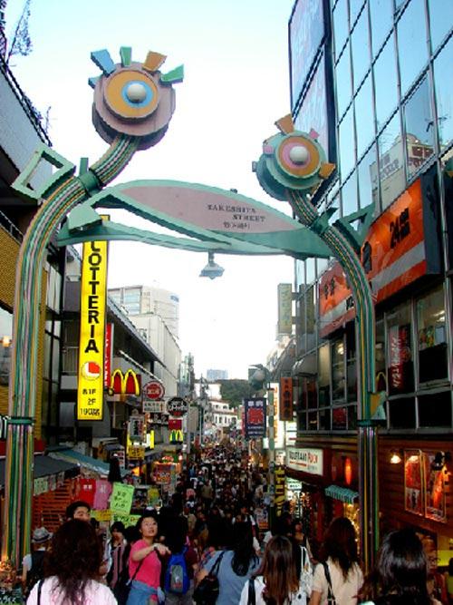 phophukientakeshita Những khu phố độc đáo ở Nhật Bản