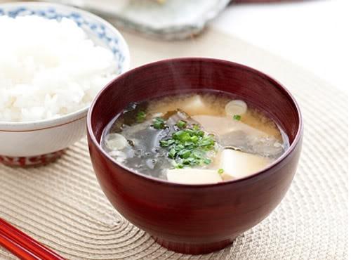 sup Miso Những món ăn thống trị xứ sở hoa anh đào