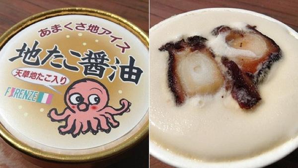 Những món kem kỳ dị nhất thế giới của người Nhật
