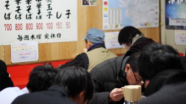 Những thói quen kì lạ của người Nhật Bản