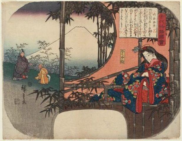 truyen co nhat ban Núi phú sĩ (Fuji) và những câu chuyện viễn tưởng đầu tiên