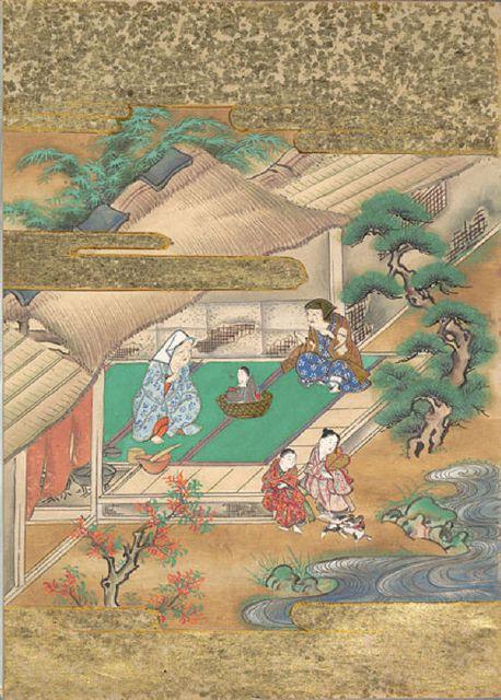 nang cong chua den tu mat trang Núi phú sĩ (Fuji) và những câu chuyện viễn tưởng đầu tiên