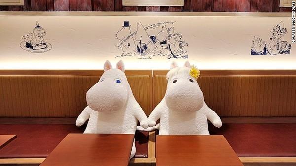 quan ca phe chong co don o nhat ban 4 Quán cà phê chống cô đơn ở Nhật Bản